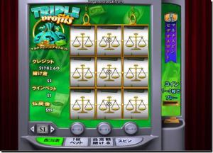 オンラインカジノビデオポーカーゲームイメージ画像