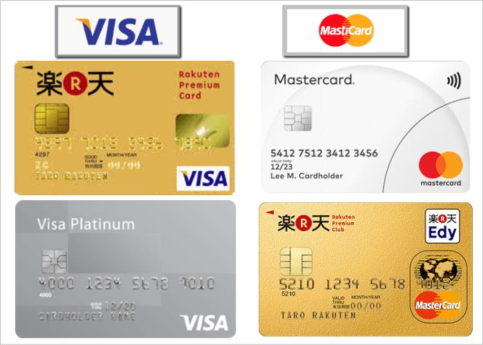 CreditCard(クレジットカード)類イメージ画像